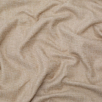 Parchment Checkered Polyester Chenille-122541-10