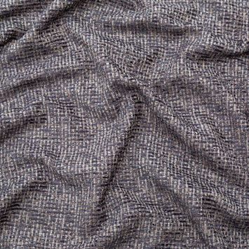 Stormy Checkered Polyester Chenille-122545-10