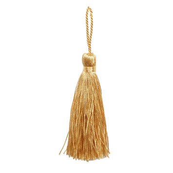 Gold Basic Tassel