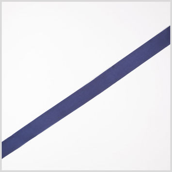 Midnight Blue Wired Edge Ribbon