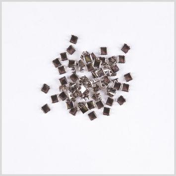 1/4 Silver Flat Naildheads