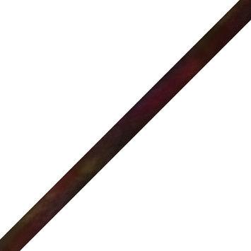 Jungle Bird Hand-Dyed Silk Ribbon - 1.5