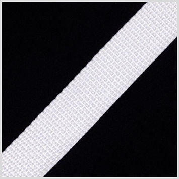 White Nylon Webbing - 1