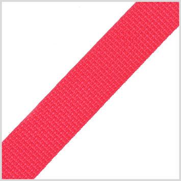 1 Red Nylon Webbing