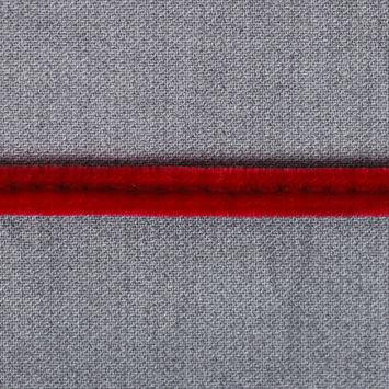 Red Velvet Cord - 1/8