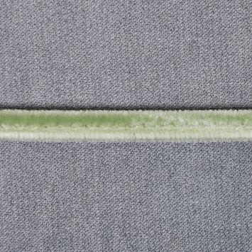 Lime Green Velvet Cord - 1/8