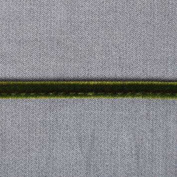 Green Velvet Cord - 1/8