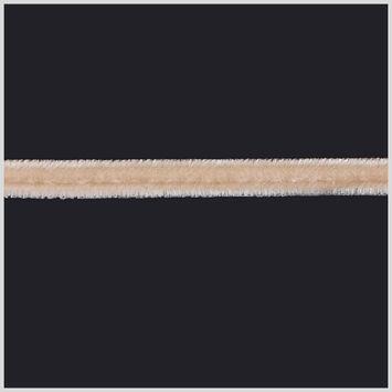 Beige Velvet Cord - 1/8