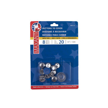 Maxant Button Cover Kit-20