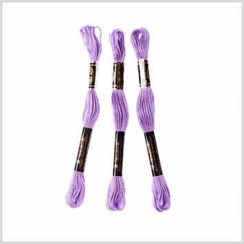 3-Pack DMC Size 6 Embroidery Floss #209 Dark Lavender