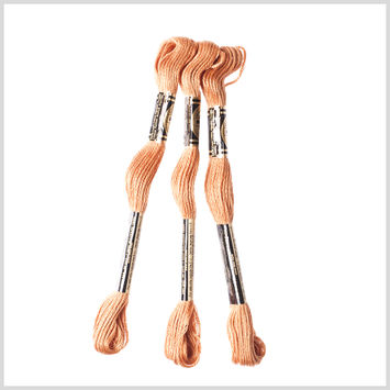 3-Pack DMC Size 6 Embroidery Floss #436 Tan
