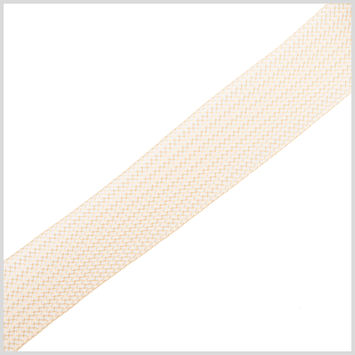 1/2 Soft Gold Horsehair Trim