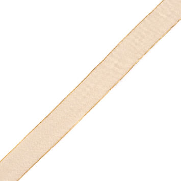 Gold Wire-Edge Ribbon - 1.5