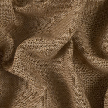 Natural Jute with Gold Glitter