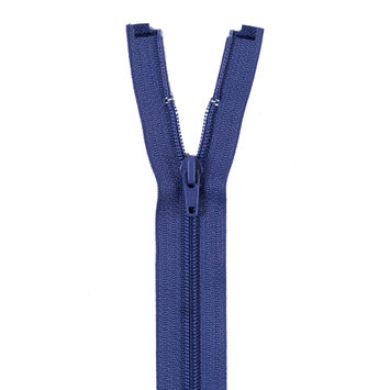 Purple Separating Regular Zipper - 9