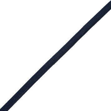 Navy Cord with Navy Lip - 0.5
