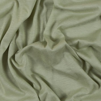 Bog Green Rayon Jersey