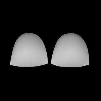 White Basic Bra Cup - Size 08