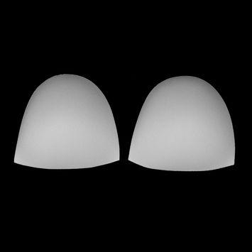 White Basic Bra Cup - Size 10