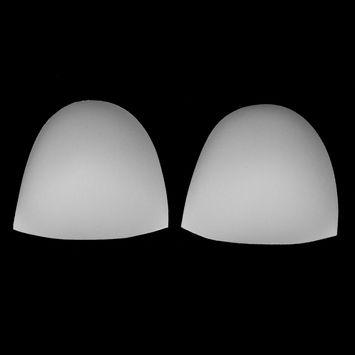 White Basic Bra Cup - Size 12