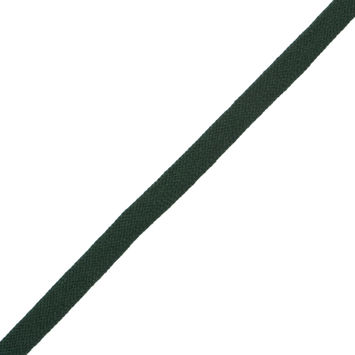 Green Foldover Webbing - 0.75