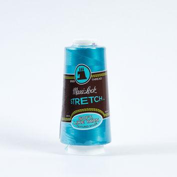 Maxilock Radiant Turquoise Stretch Serger Thread
