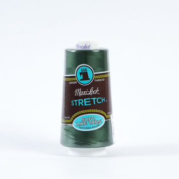 Maxilock Churchill Green Stretch Serger Thread