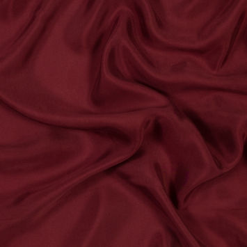 Wine Washed Copper and Rayon Twill