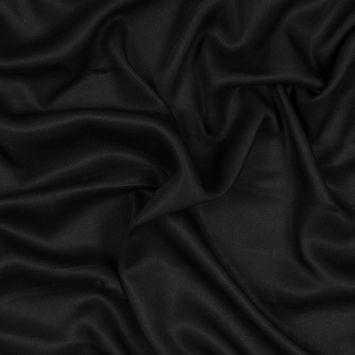 Black Tencel Twill