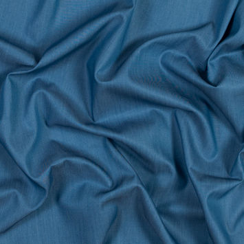 Light Blue 6oz Hemp Denim