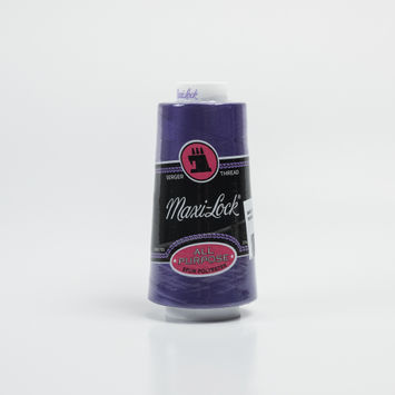 Maxilock Purple Serger Thread - 3000 yards