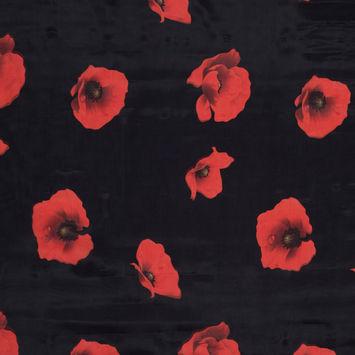 Mood Exclusive Van Gogh's Poppies 3D Fabric