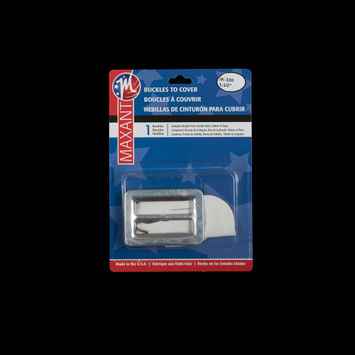 "Maxant Rectangular Buckle Cover Kit 1.5""-321320-10"