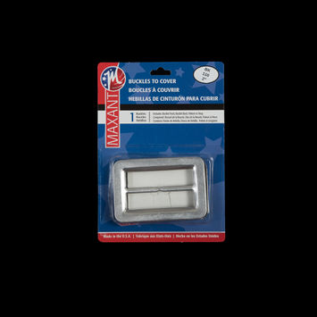 "Maxant Rectangular Buckle Cover Kit 2""-321321-10"