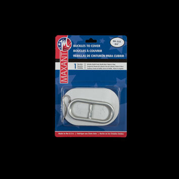 "Maxant Oval Buckle Cover Kit 0.75""-321350-10"