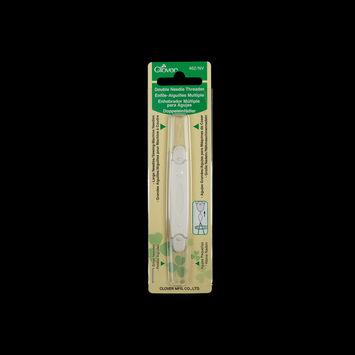 Clover Double Needle Threader-321385-10