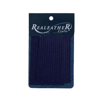 Realeather Purple Deerskin Fringe Trim-321598-10