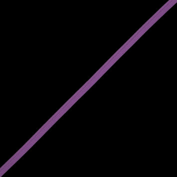 """Purple Piping Cord with Lip 0.375""""-323694-10"""