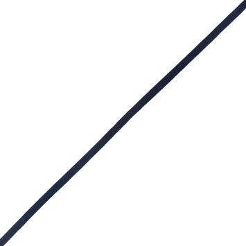 "Navy Flat Braided Tape 0.375""-323700-10"