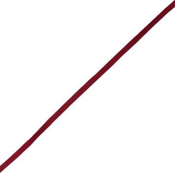 "Red Flat Braid 0.3125""-323858-10"