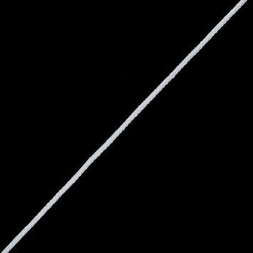 """White Drawcord 0.25""""-323859-10"""