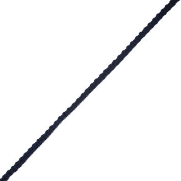 "Navy Braided Trim 0.375""-323944-10"