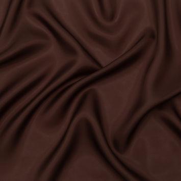 Lucidum Chocolate Brown Bemberg Lining-324022-10