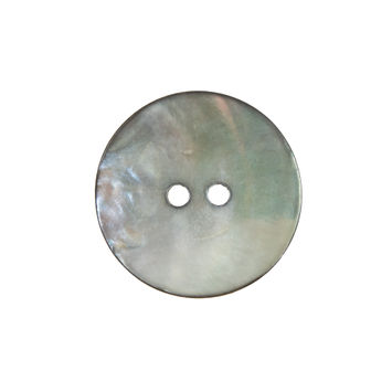 Iridescent Mother of Pearl 2-Hole Button 36L/23mm-324256-10