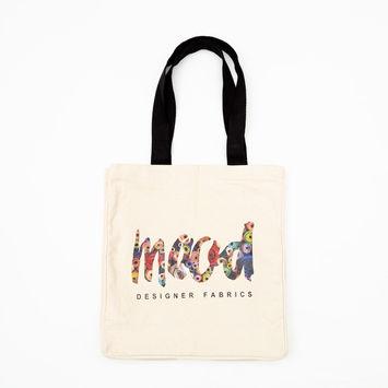 Mood Designer Fabrics Natural Bolt Canvas Tote Bag-326981-10