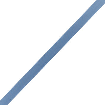 Williamsburg Blue Single Face Satin Ribbon