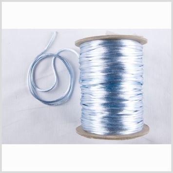 1mm Light Blue Rattail Cord