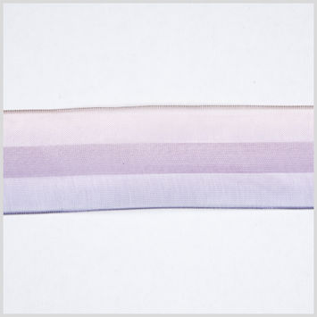 Purple Wired Edge Ribbon