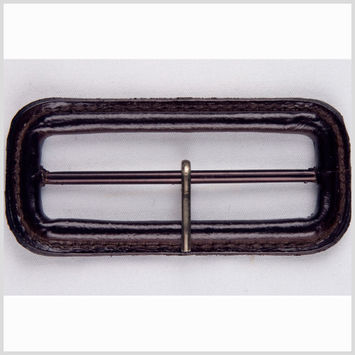 2.5 Black Leather Buckle