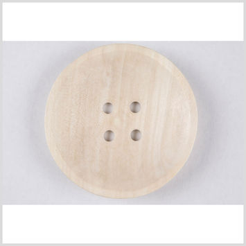 Blonde Oversized Button - 160L/100mm